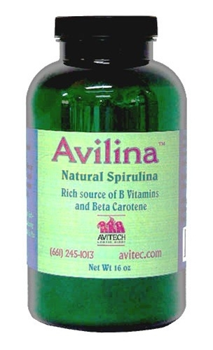 Avilina - Natural Spirulina Courtesy Rafael Colon