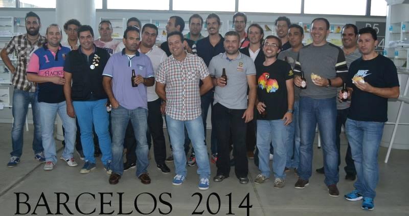 Exhibitors ar the Barcelos 2014 show