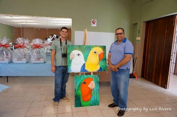 ABE show Bayamon, PR 2/28/15 Courtesy Luis Rivera