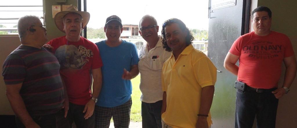 Bayamon, PR ABE show 2/28/15 - Courtesy Luis Rivera